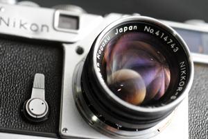 http:  taishimizu.com pictures Nikon SP Nikon SP Rangefinder 5cm f 1 4 thumb.jpg
