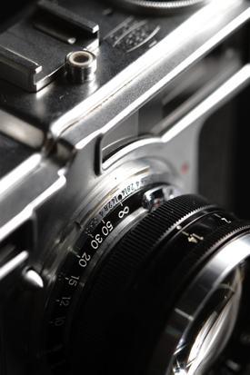 http:  taishimizu.com pictures Nikon SP Nikon SP rangefinder focus ring thumb.jpg