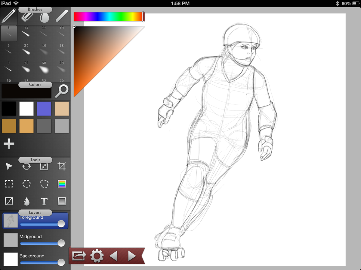 http:  taishimizu.com pictures inkist ipad inkist ipad roller derby sketch thumb.png